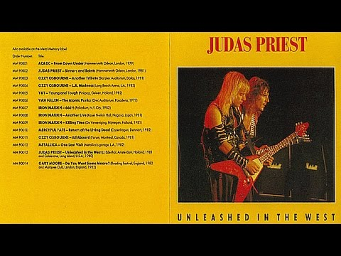 UNLEASHED IN THE WEST (JUDAS PRIEST)