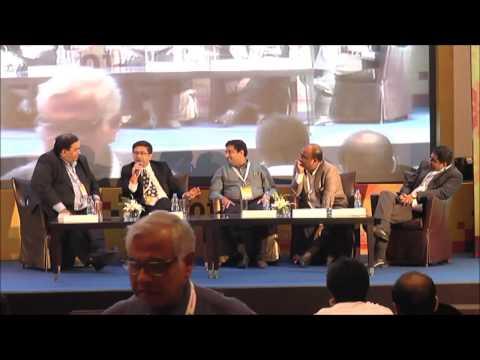 Bootstrapping or Funding: Big Fight - Debate at NPC Kolkata 2014