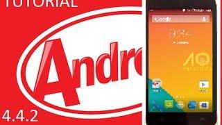 Tutorial Instalar Android 4.4.2 KitKat en Huawei Evolución 3 (CM990)