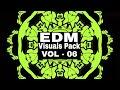 Free EDM Visuals Pack    EDM VJ Loops 06 Free Download