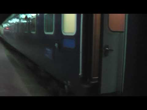 Sud-Express at Irun