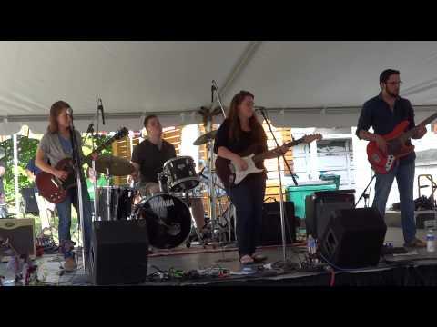 The Grace Stumberg Band #2 (Live) @Elmwood Arts Fest [8-23-14]