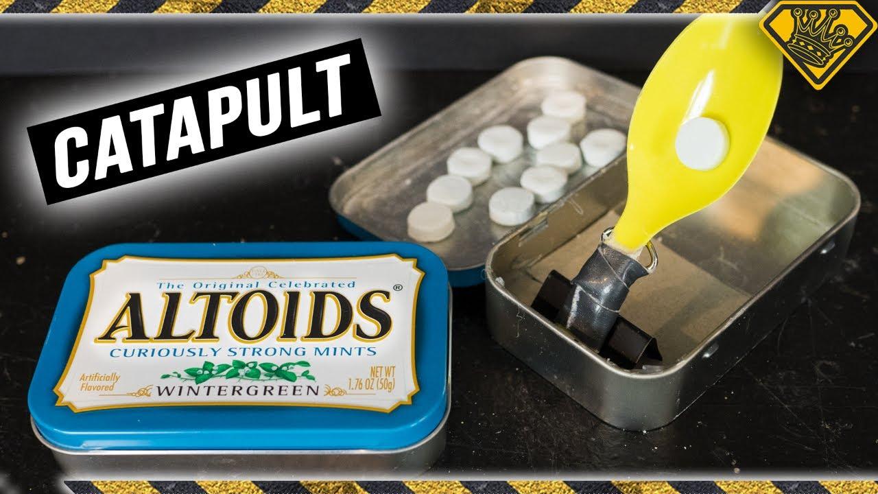 Covert Altoids Catapult