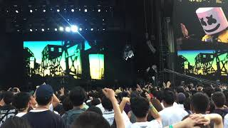 Gambar cover Marshmello - Don't Stop Believin (SUMMER SONIC TOKYO 2018)