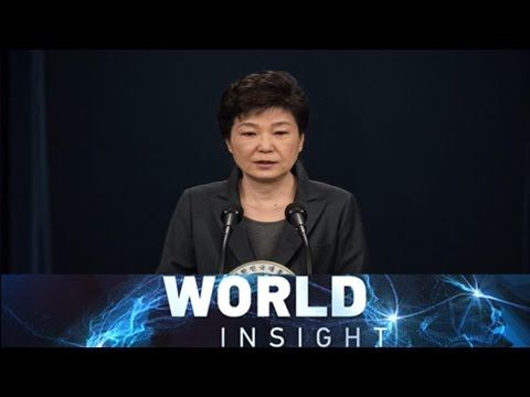 World Insight— S. Korea political scandal; 'Billy Lynn's Long Halftime Walk' 11/11/2016
