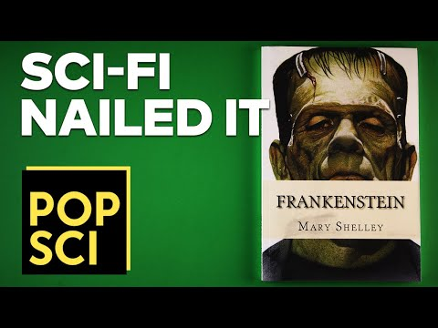 7 Sci-Fi Predictions That Came True   Frankenstein Nailed It