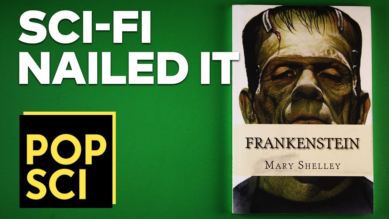 7 Sci Fi Predictions That Came True | Frankenstein Nailed It - YouTube