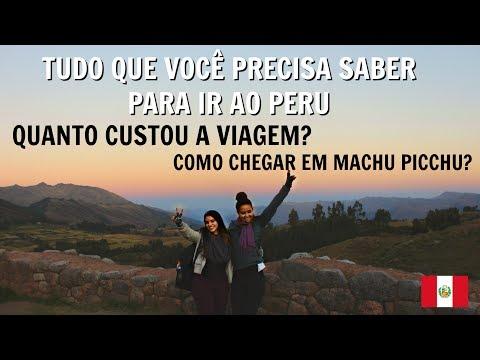 COMO VIAJAR AO PERU - PREÇOS E DICAS (Débora Aladim)