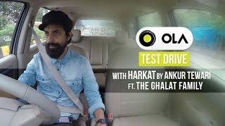 """Harkat"" By Ankur Tewari FEAT. Ola Prime SUV"