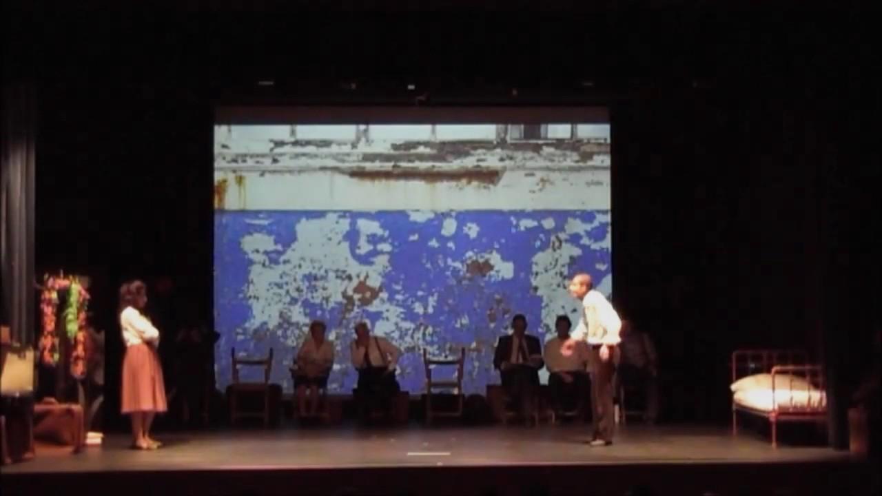 Resultado de imagen de el viaje a ninguna parte tiramisu teatro