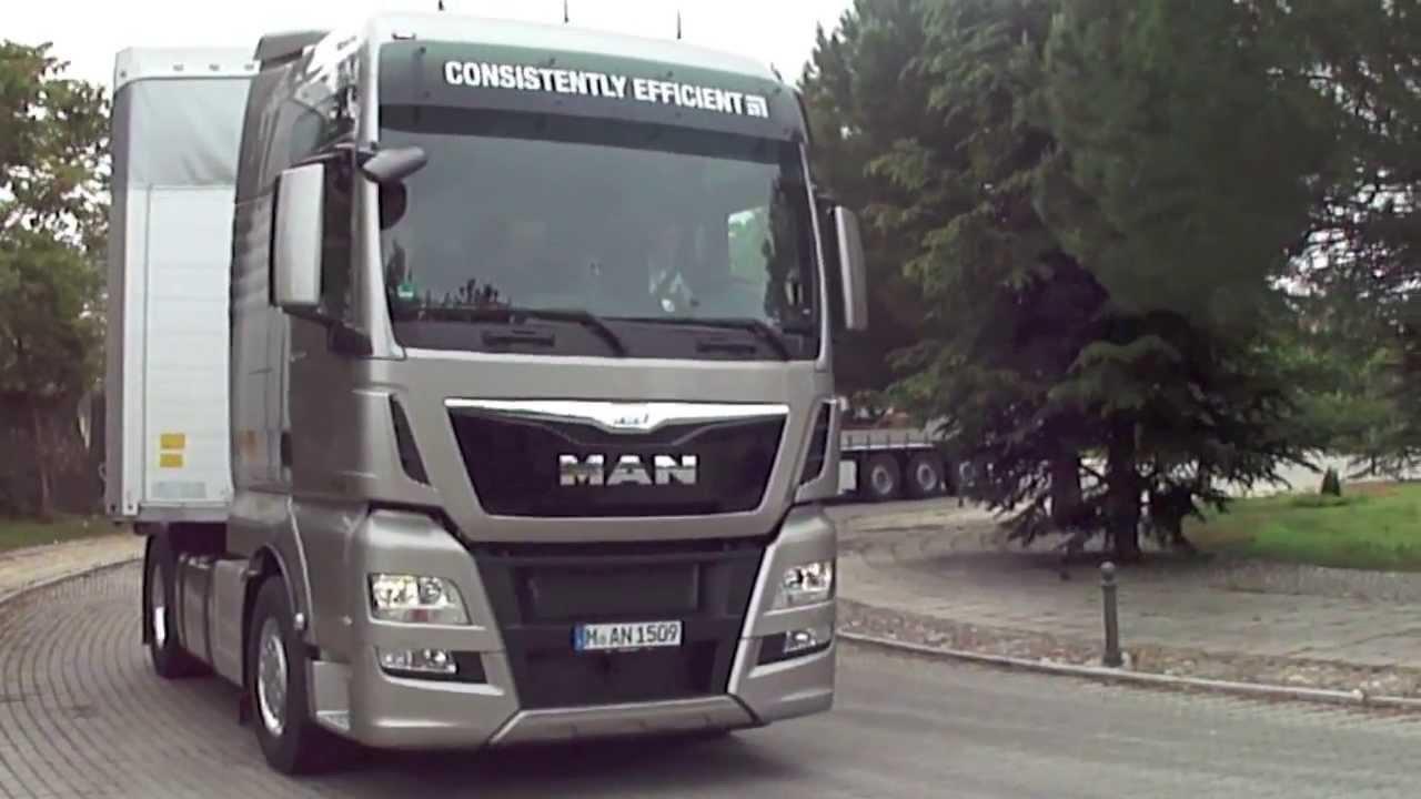Man presenta en espa a su nueva gama de camiones tg con for Camiones ford interior