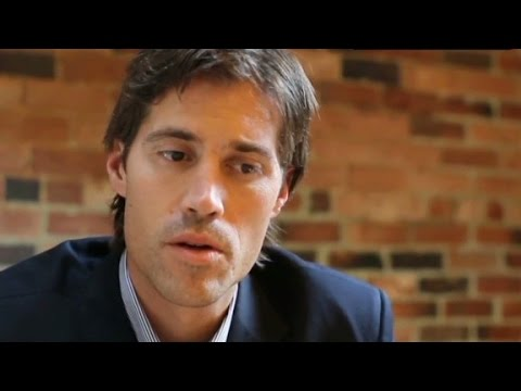 What drove James Foley to go to Syria?