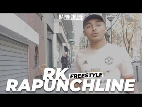 RK - Freestyle #Intro Rapunchline