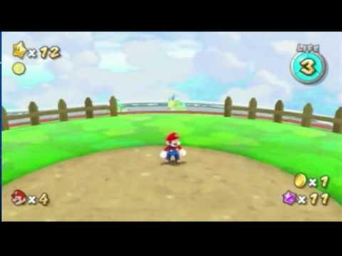Loquendo - Super Mario Galaxy 2 - Movimientos Básicos