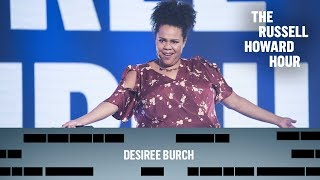 Desiree Burch - Being in a long-term relationship