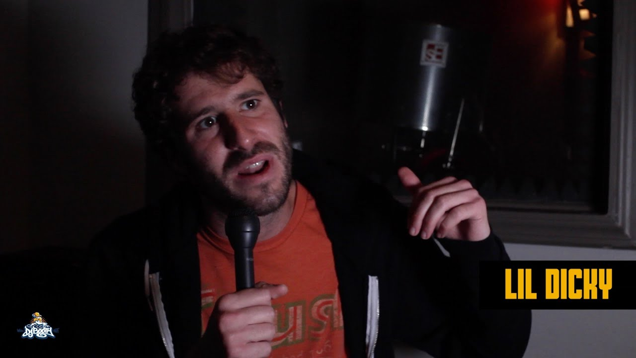 b9c23f6db6d7 Lil Dicky Interview  Comedy vs. Serious Hip-Hop