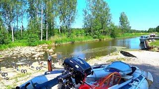 Летняя Рыбалка на Спиннинг Новинки от Rapala Крупные Приманки на Щуку