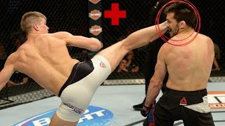 LOS MEJORES K.O UFC-AMM