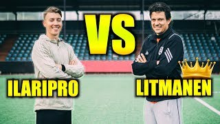 Ilaripro VS Jari Litmanen - The King of Skills! #5