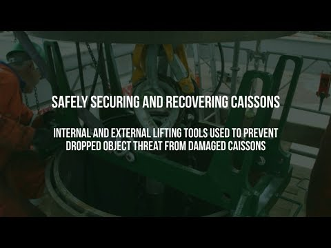 Webinar: Safely Securing and Recovering Caissons