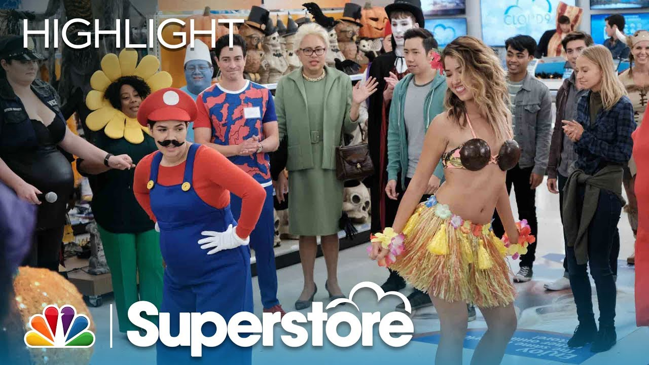 Download Cloud 9 Costume Contest - Superstore (Episode Highlight)