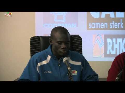 Man van de Match : Mahamadou Dissa