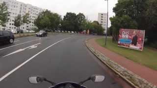Путешествие на мотоцикле 0 (Германия)(Здесь показывается, как я добирался до места начала совместного с братом недельного путешествия на мотоцик..., 2013-10-26T22:54:57.000Z)
