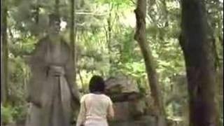 嵐山(らんざん)町 畠山重忠公像