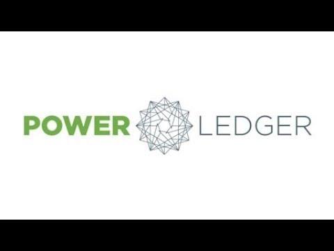 Power Ledger: Disruptive Decentralized Energy Marketplace