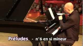 Vsevolod Zaderatsky: 24 Préludes (Selection). Jascha Nemtsov (Piano)