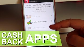 Geld sparen mit Cashback-Apps - Scondoo und Coupies im Überblick | Jacquelines Sparwelt