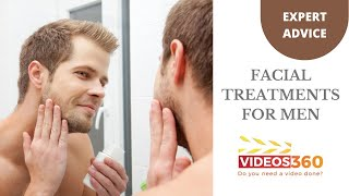 """Now Trending - """"Different types of facial treatments for men explained by Dr. Jeanine Downie """""""