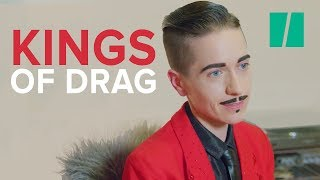 Brooklyn's Underground Drag King Scene | Listen To America