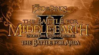 Установка мода Battle for Arda v1.0 -  Властелин Колец: Битва за Средиземье 2