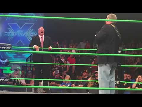 EXCLUSIVE: Jim Cornette on Returning To Global Force & Impact