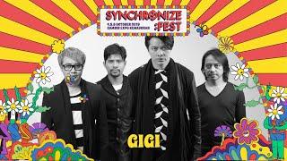 GIGI LIVE @ SynchronizeFest 2019