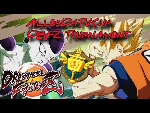 DragonBall FighterZ Online Tournament - AllesDaTVCup [Steam/PC]