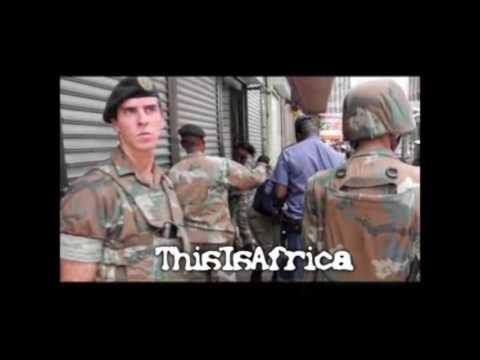 This man laughed at South African soldiers on patrol...watch what happened next!