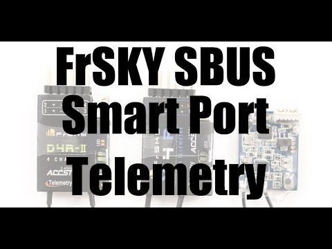 FrSky SBUS and Telemetry Setup