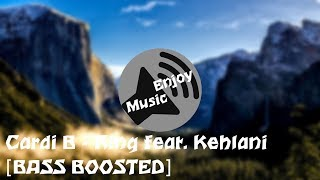 Download Mp3 Cardi B - Ring Feat. Kehlani  Bass Boosted