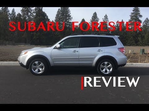Subaru Forester Review | 2009-2012 | 3rd Generation