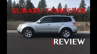 Subaru Forester 2011 Videos