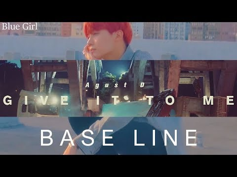 Free Download J-hope X Agust D- Base Line X Give It To Me (mashup) Mp3 dan Mp4