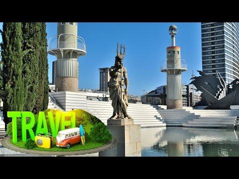 Parc de l'Espanya Industrial #Barcelona ☕ HD 1080p