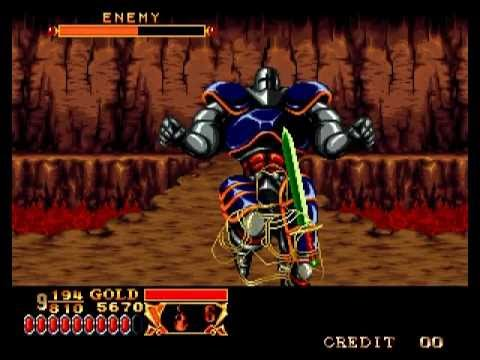 Arcade Longplay [116] Crossed Swords