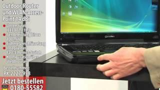 7links Outdoor-Router und WLAN-Access-Point 14 dBi
