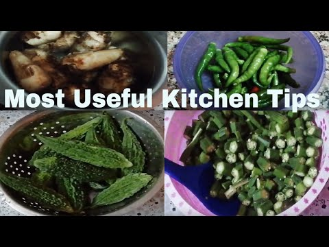 14 Most Useful Kitchen Tips & Tricks In Hindi 2019 !! New kitchen Hacks !! New Kitchen Tips & Tricks