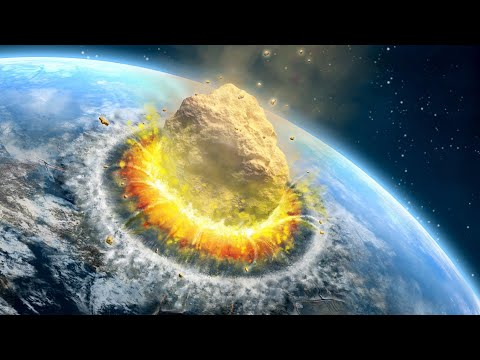 What if Halley's Comet Hits The Earth?
