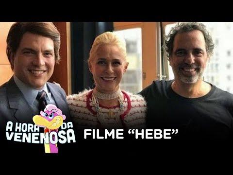 """Divulgada primeira imagem do filme """"Hebe"""""""