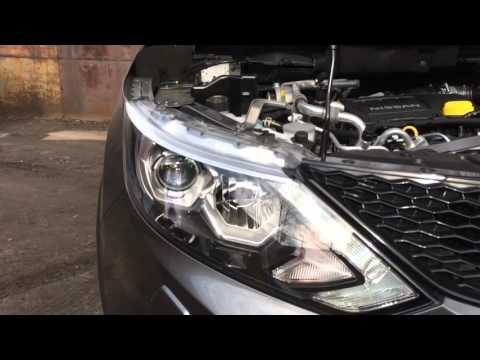 Новый Nissan Qashqai 2016 дизельный двигатель 1.6